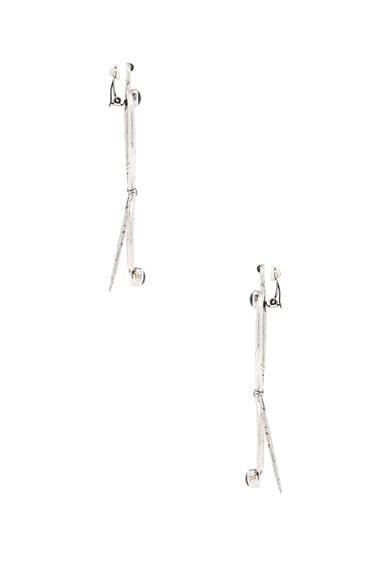 Beaded Tribal Earrings