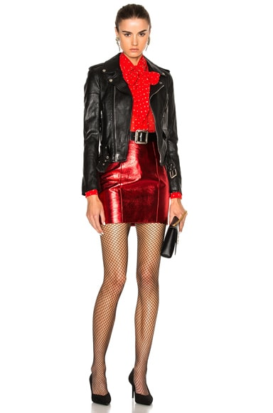 Studded Motorcycle Jacket