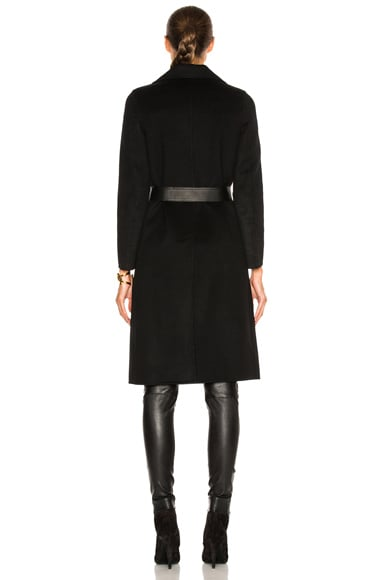 Cashmere Double Face Coat