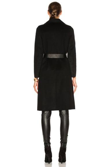 Cashmere Double Face Coat
