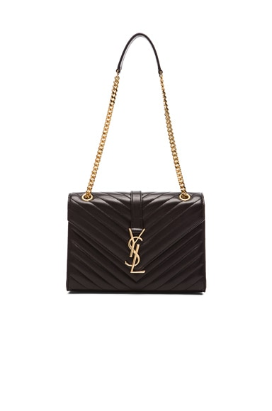 Medium Monogram Envelope Chain Bag