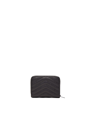 Monogramme Compact Zip Wallet