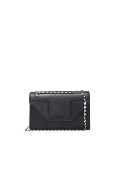 Saint Laurent Medium Betty Chain Bag in Black