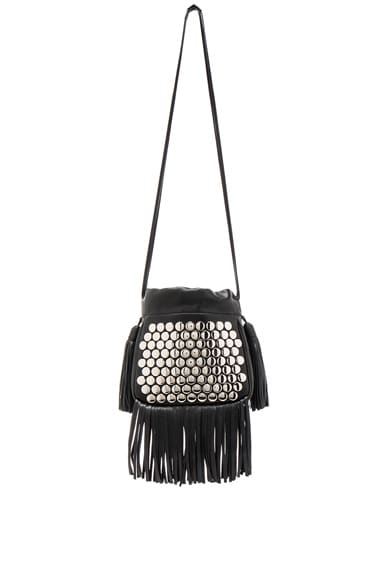 Small Rivet & Fringe Helena Bag