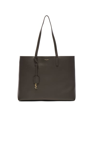 Saint Laurent Large Shopping Bag in Bronze