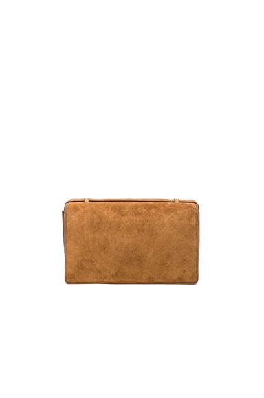Small Monogram Suede Dylan Bag