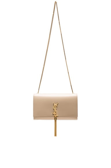 Medium Kate Chain Bag with Tassel