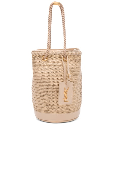 Sea Small Rope Bucket Bag