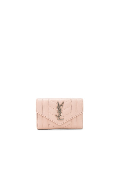 Small Monogramme Envelope Wallet