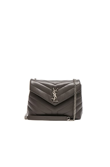 Small Supple Monogramme Loulou Chain Bag