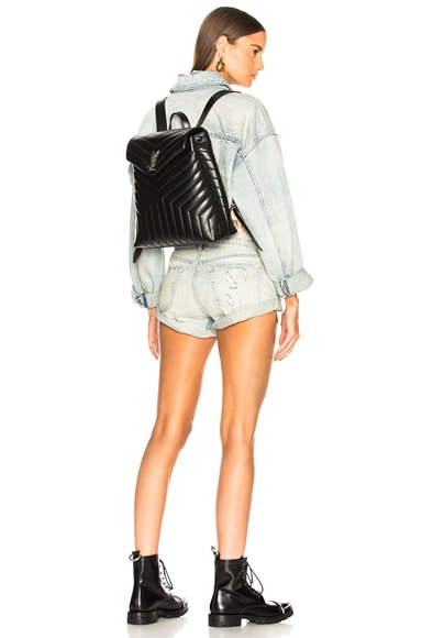 Medium Supple Monogramme Loulou Backpack