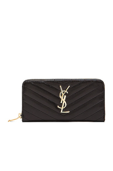 Monogramme Zip Around Wallet