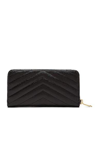 Monogramme Zip Around Wallet