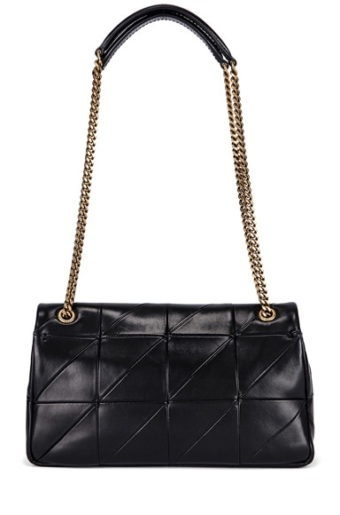 Small Patchwork Leather Monogramme Jamie Chain Bag