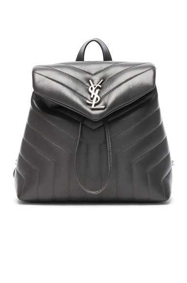 Small Supple Monogramme Loulou Backpack