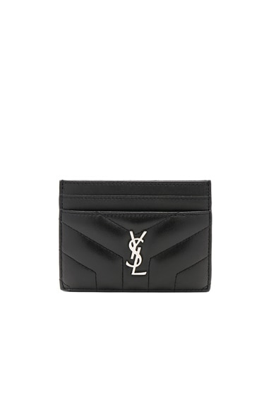 Monogramme Loulou Credit Card Case