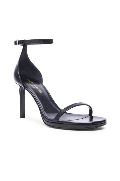 Jane Leather Sandals
