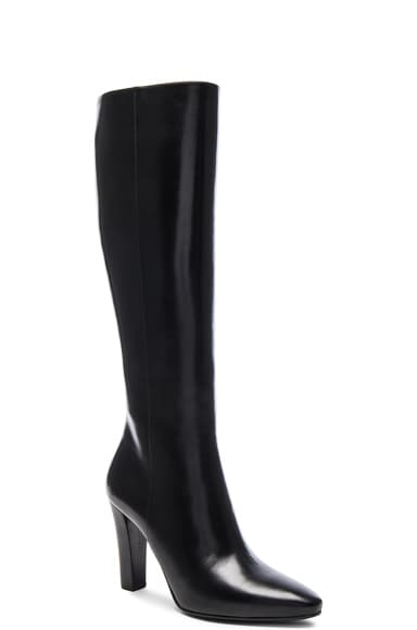 Lily Zip Boots