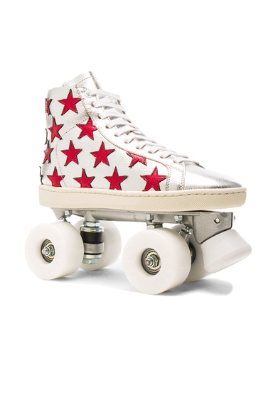 Leather California Court Classic Roller Skaters