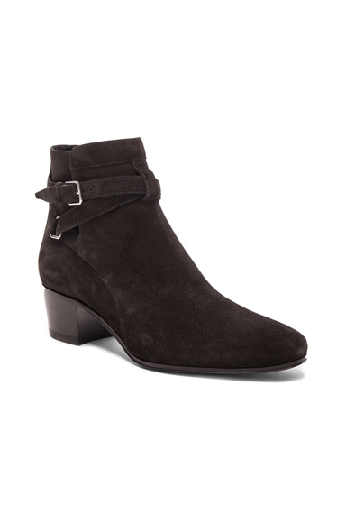 Suede Blake Boots