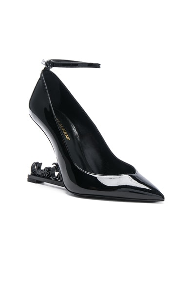 Opium Patent Leather Appelle-Moi Heels
