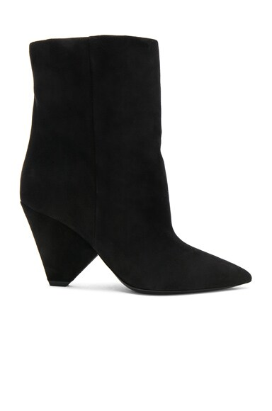 Suede Niki Ankle Boots