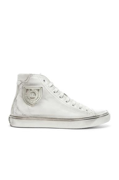 High Top Bedford Sneakers