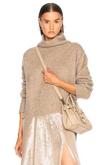 Cashmere Hi Lo Sweater
