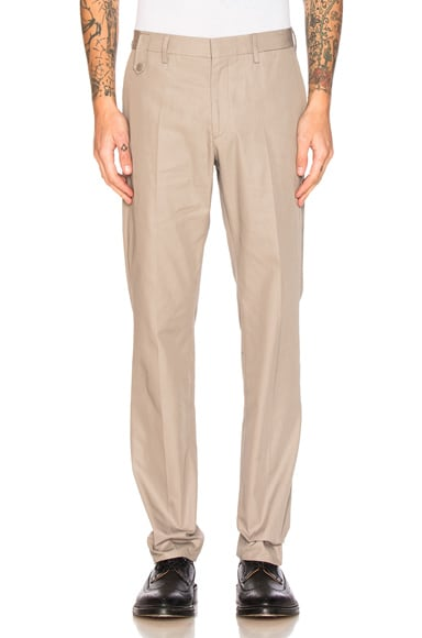 Stella McCartney Trousers in Military Grey