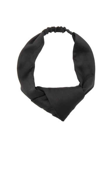 Stella McCartney Hair Band in Black