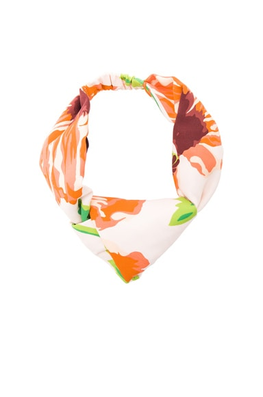 Stella McCartney Hair Band in Rose