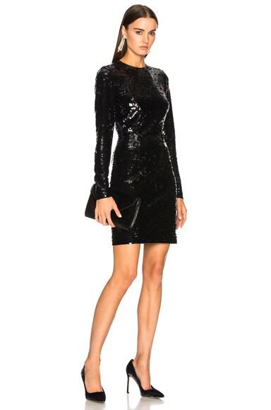 Katie Sequin Dress