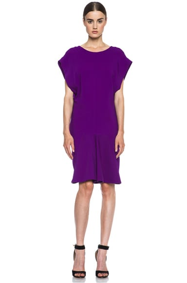 Aubrey Viscose-Blend Dress
