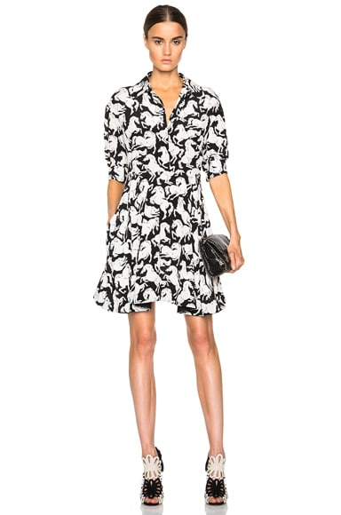 Stella McCartney Leila Dress in Black