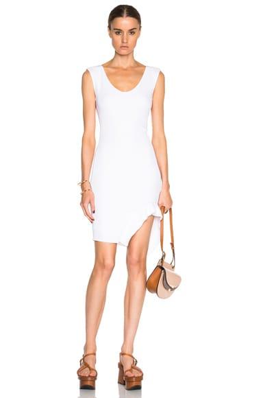 Stella McCartney Pembroke Dress in White