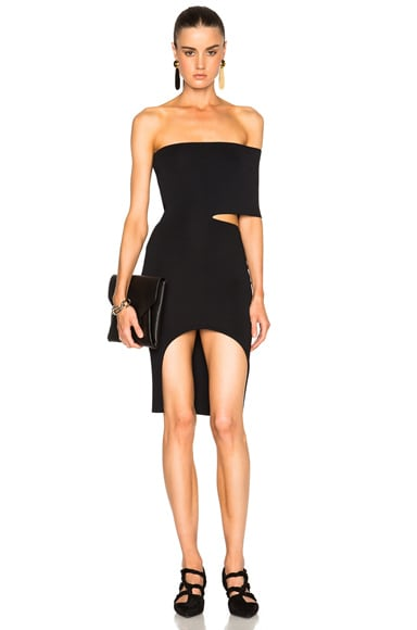 Stella McCartney Strapless Dress in Black