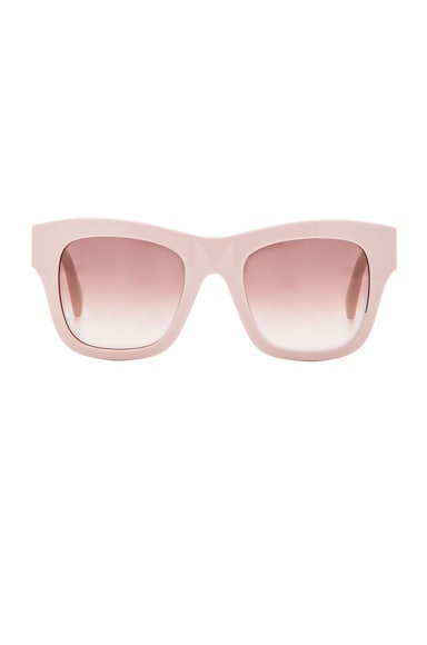 Square Chain Sunglasses