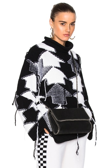 Large Volume Crewneck Sweater