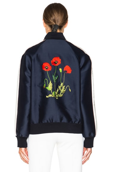 Lorinda Botanical Embroidery Jacket