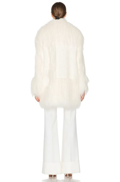 Ramona Faux Fur Coat