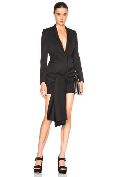 Tuxedo Cloth Isla Jacket