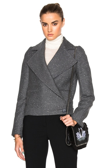 Flecked Jacket