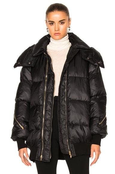 Stella McCartney Puffer Jacket in Black