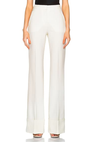 Stella McCartney Dakota Trousers in White