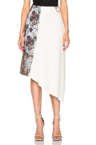 Stella McCartney Skirt in Winter White