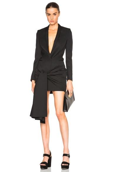 Tuxedo Cloth Peggy Skirt