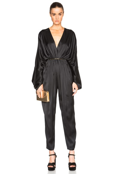 Stella McCartney Morgane Jumpsuit in Black