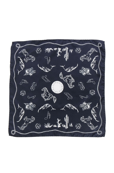Stella McCartney Scarf in Ink
