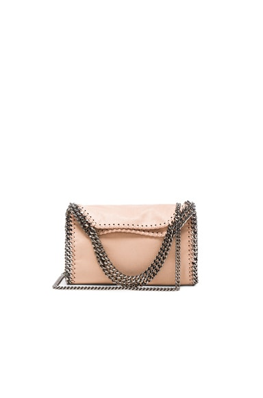 Stella McCartney Mini Shaggy Deer Bella in Powder