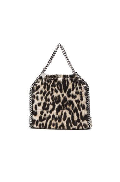 Stella McCartney Mini Leopard Bella in Ivory